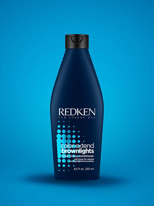 Redken - Color Extend Brownlights - Blue Toning Coniditioner