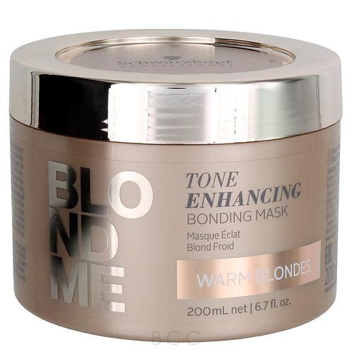 Schwarzkopf - Tone Enhancing Bonding Mask - Warm Blondes