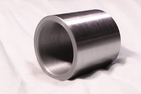 Weld on Hydraulic Bumpstop Can - Internally  Threaded