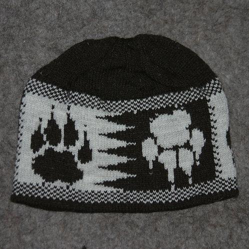 Dark Pawprint Hat