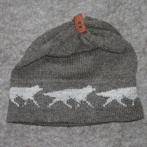 Wolf Border Hat