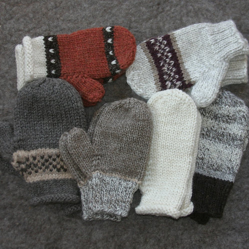 Mill End Mittens
