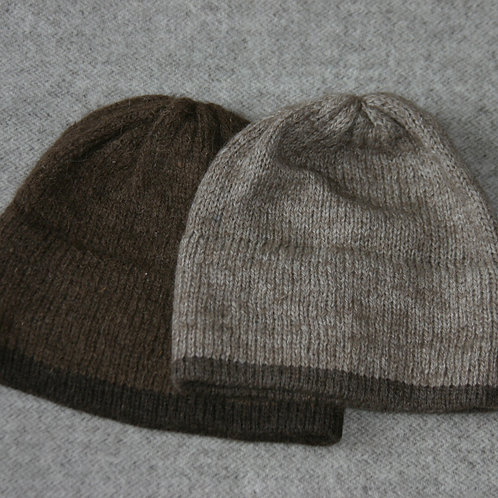 Bison Wool Blend Hat