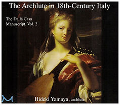 The Archlute in 18th-century Italycd cover art