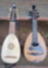 early mandolins