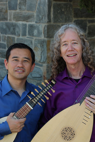 The Schneiderman-Yamaya Duo: Hideki Yamaya and John Schneidrman