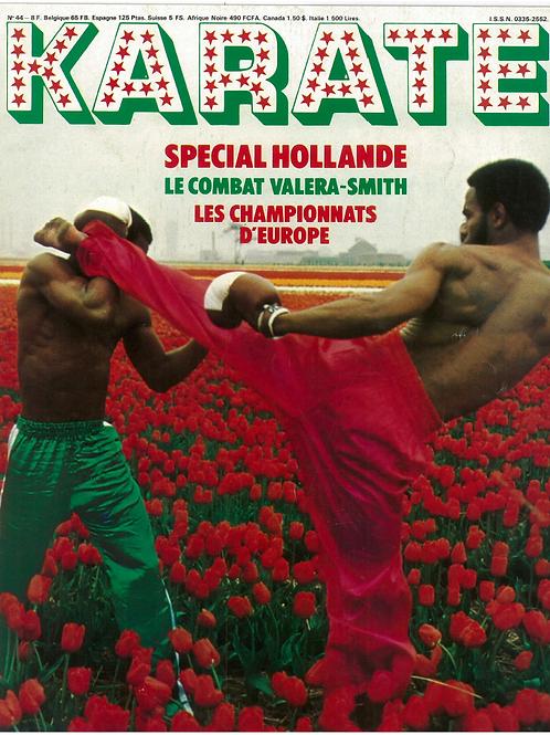 Karate mag #44 - Juin 1978