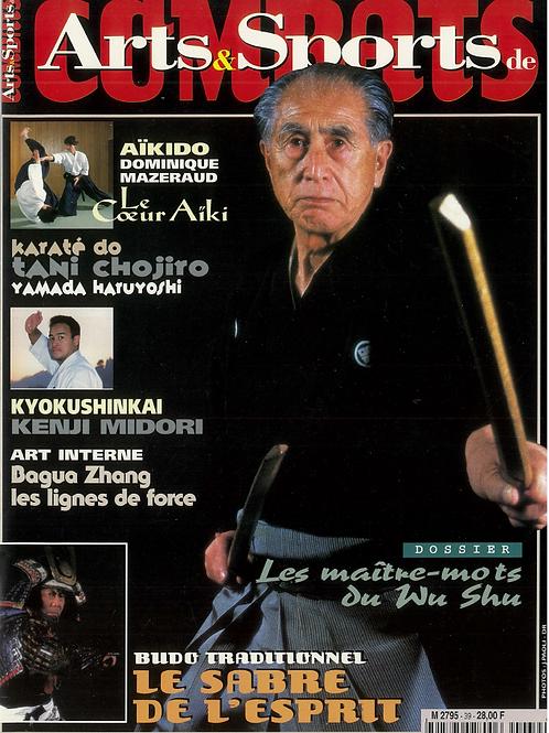 Arts & Sports de Combats #39 Avril 1998