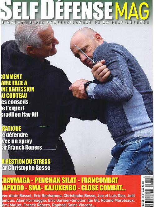 Self defense mag #10 Juillet 2017