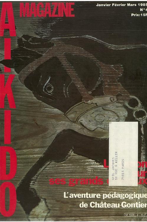 Aikido magazine #4
