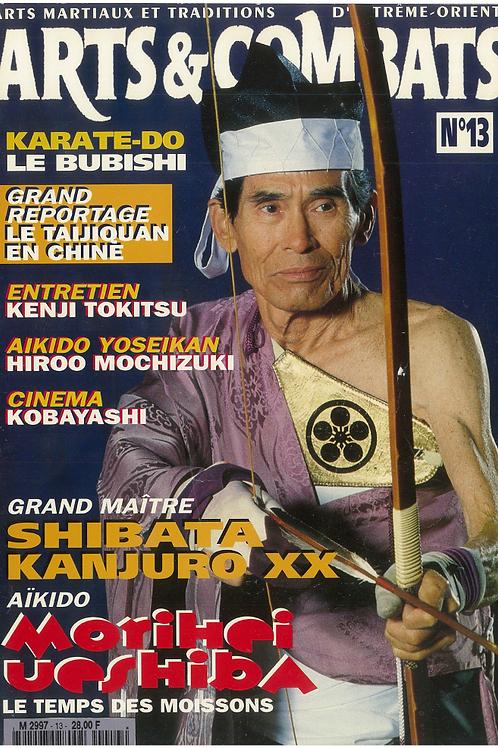 Arts & Combats - Nov 1994- #13