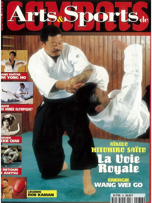Arts & Sports de Combats #36 Octobre 1997