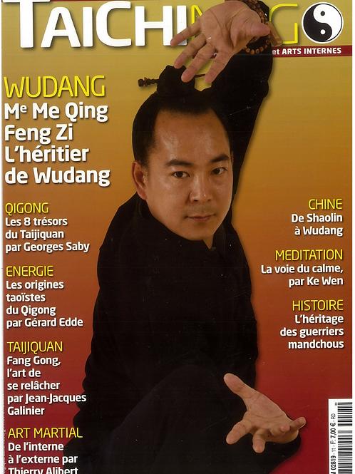Tai Chi mag #11 - Jan 2017