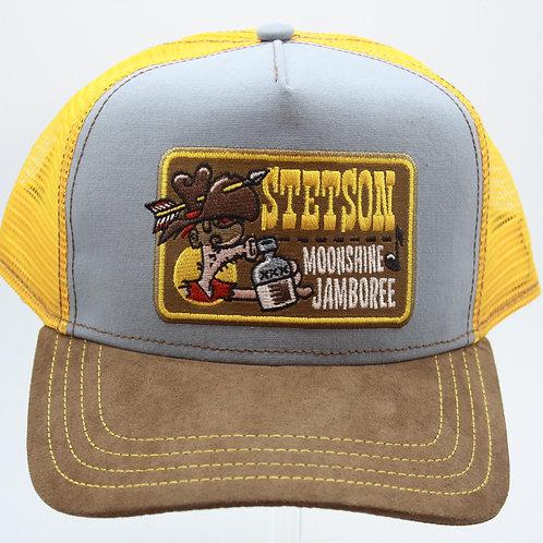 Stetson Trucker Cap Moonshine Jamboree