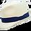 Thumbnail: Panama Carisio Cuenca Lien Bleu Roi