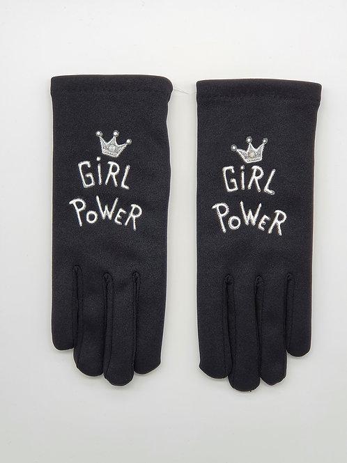 Gants Girl Power