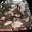 Thumbnail: Chapeau de pluie Frasconi Fleurs