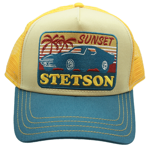 Stetson Trucker Cap Sunset