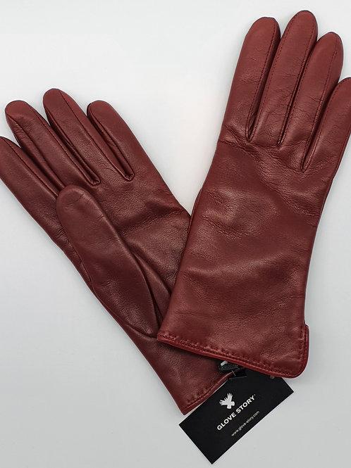 Gants Cuir Gloves Story unis