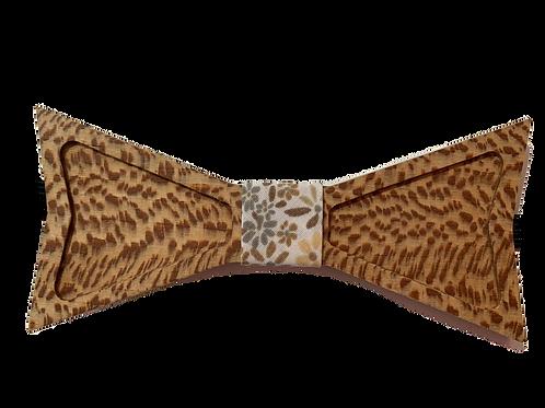 Noeud Papillon Bois Platane 5