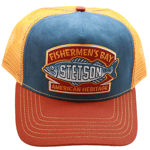 Stetson Trucker Cap Fishermen's Bay