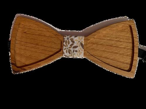 Noeud Papillon Bois Chêne 3
