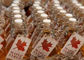 Travel Approved (Glass) 3.4 FL OZ, 100 ML, 100% Maple Syrup