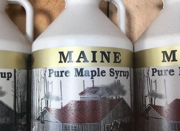 Quart, 32oz, 100% Maple Syrup