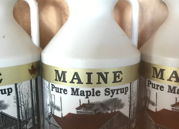 Pint, 16oz, 100% Maple Syrup