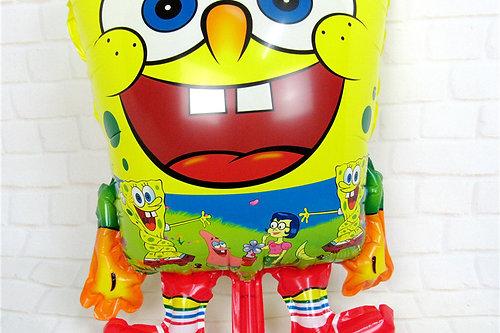 MK Import Ltd Home Spongebob Birthday Party Balloons