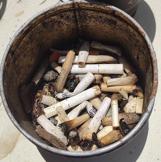 חלאס טבק - להוריד ניקוטין ל 100 יום בלבד