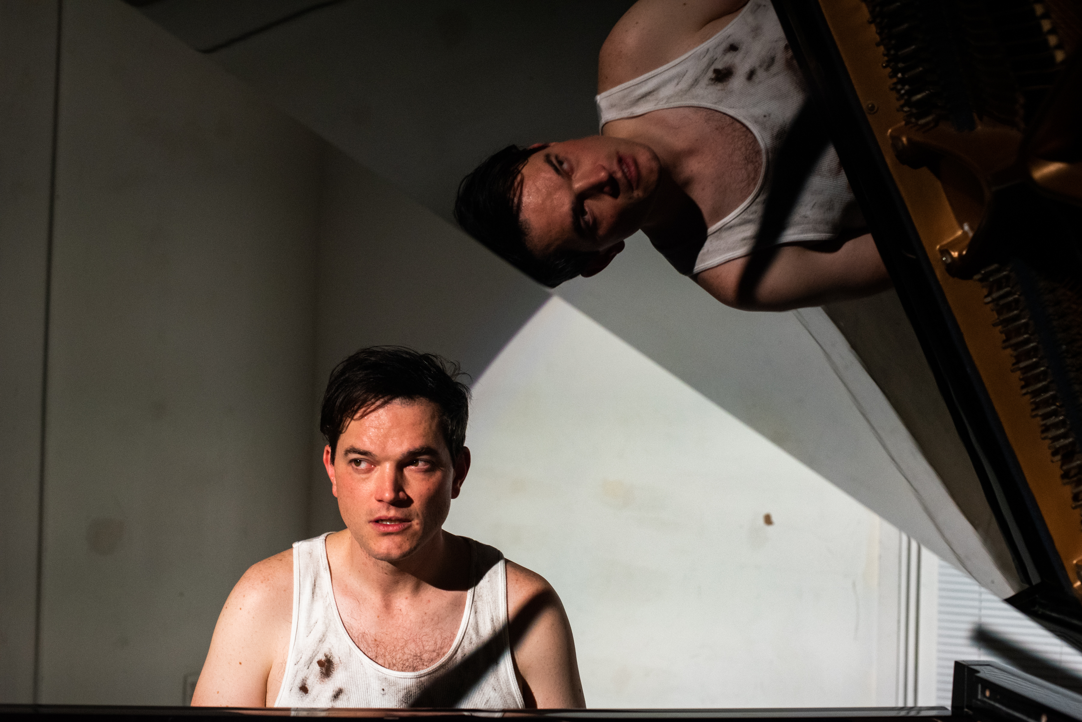 The Recital, by Eva Anderson and Michael Cassady, directed by Eric Hoff