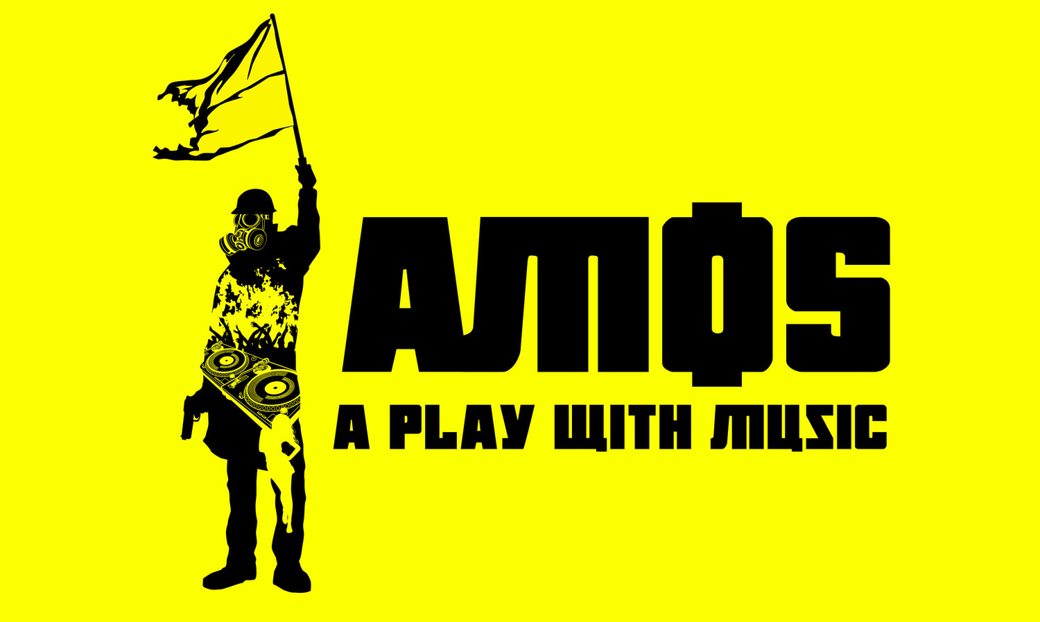 AMOS, by Eva Anderson and Michael Cassady, Directed by Eric Hoff