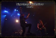 Nightmare Interview with Seb Di Gatto