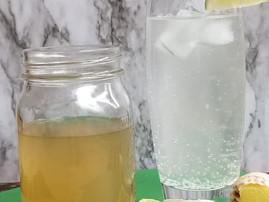 Ginger & Honey Sparkling Water