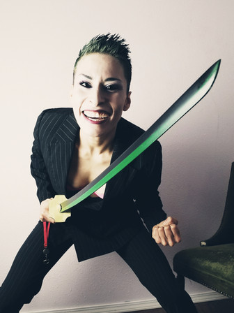 Lady Joker HAHAHAHAHAHAHA!