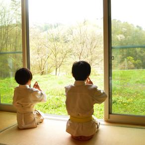 第十二話 和の音 - blog essay - 天と地に合氣する 暮らし編