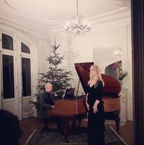 Fleur Mino, soprano et Kevin Amos, pianiste