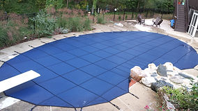 Virginia Custom Safety Pool Cover, Residential Swimming Pool Services Maintenance Virginia Maryland DC
