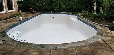 acid wash MS Home Pool Services