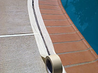 Virginia Pool Caulking From Ms Home Pool Services Inc