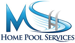 MS Home Pool Services Logo