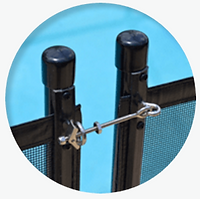 Safety Pool Fence MS Home Pool Services