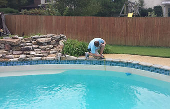 pool winterization
