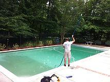 virginia poo maintenance visits, virginia Residential Pool Services Maintenance Virginia Maryland DC