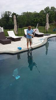 virginia maintenance weekly service,  Residential Pool Services Maintenance Virginia Maryland DC
