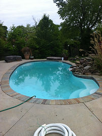 MS Home Pool Services Opening Report
