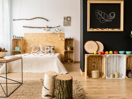 Ideias para decorar a casa usando os cinco sentidos