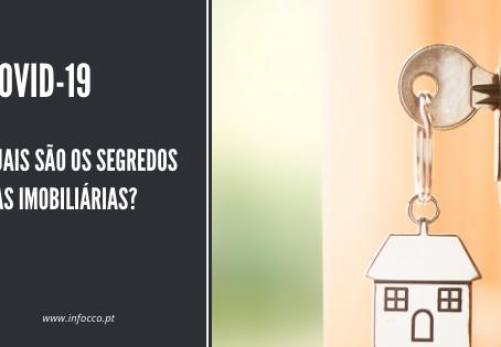 Covid-19. Quais são os segredos das imobiliárias?