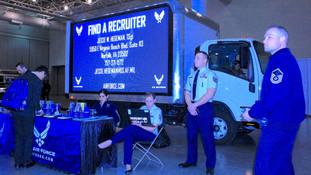 US AIR FORCE - PIC - 003 - MATV BILLBOAR
